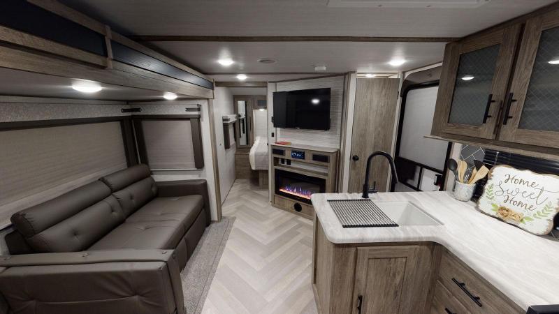 2021 Forest River Salem Hemisphere Hyper-Lyte 26BHHL Travel Trailer RV