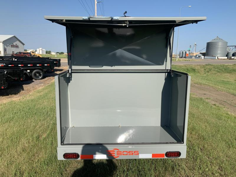 2021 Farm Boss 990 DEF Fuel Trailer