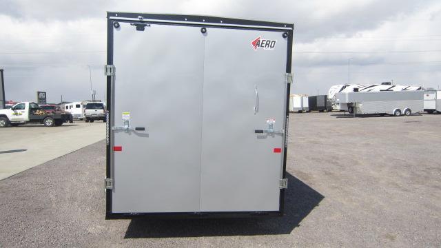 2020 AERO 7X14 UTV Enclosed Cargo Trailer