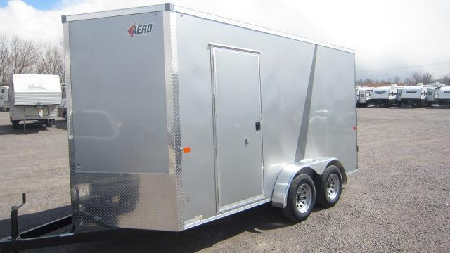 2020 AERO 7X14 UTV Enclosed Cargo Trailer