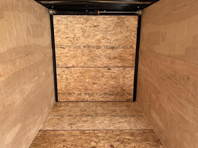 2022 AERO 7X14 UTV Enclosed Cargo Trailer