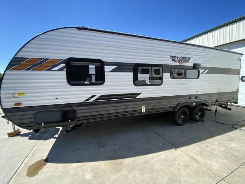 2021 Forest River Wildwood X-Lite 261 BHXL Travel Trailer RV