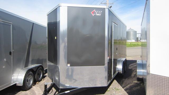2021 AERO 7.5X16 UTV Enclosed Cargo Trailer