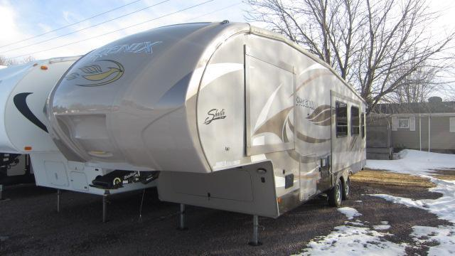 2015 Shasta Phoenix 32RE Fifth Wheel Campers RV