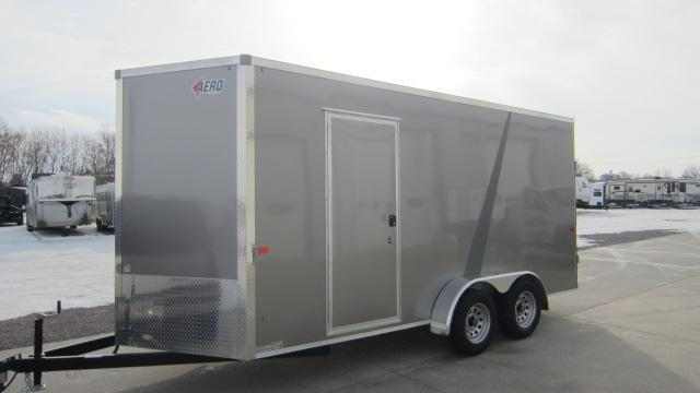 2021 AERO 7X16 UTV Enclosed Cargo Trailer