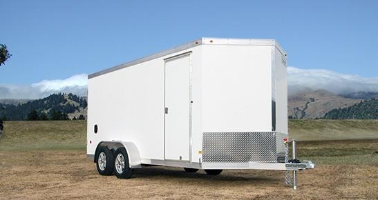 2019 Haulmark HAUV7X16WT2 Enclosed Cargo Trailer