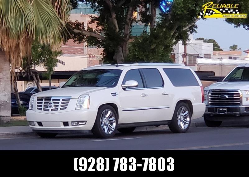 2011 Cadillac ESCALADE ESV PLATINUM SUV