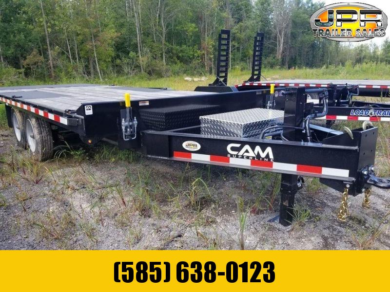2019 Cam Superline 8.5X20 Deckover Full-Tilt Trailer