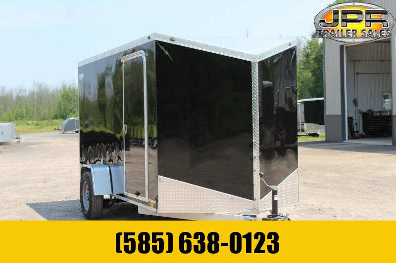 2020 Lightning Trailers 6x12 Enclosed Cargo Trailer