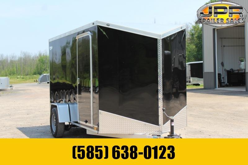 2021 Lightning Trailers 6x12 Enclosed Cargo Trailer