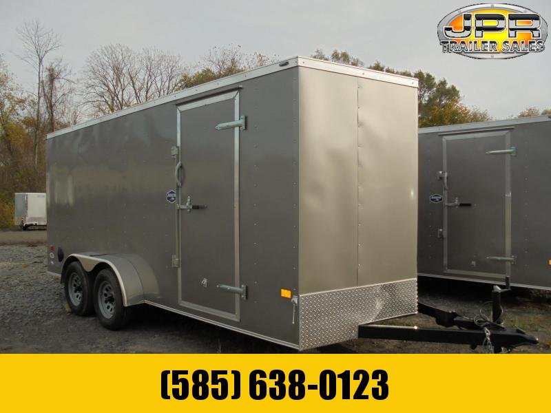 2021 American Hauler 7x16 Enclosed Cargo Trailer