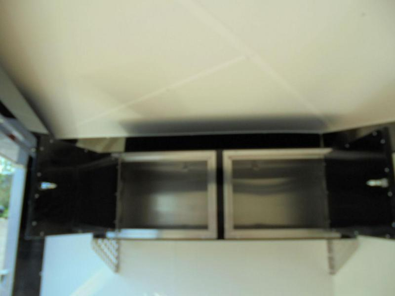 """2022 NEO 7X24 Enclosed Snowmobile Trailer w/ 6"""" Extra Height"""