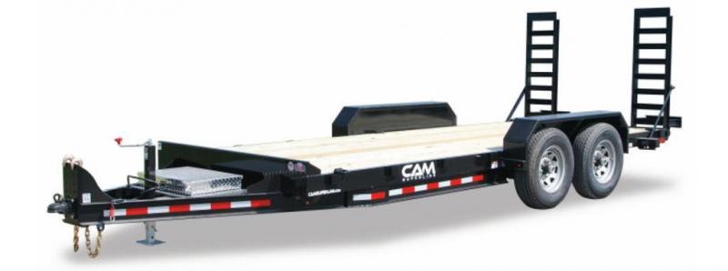 2019 Cam Superline 22ft Equipment Hauler