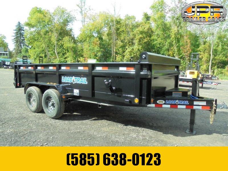 "2021 Load Trail 83""X16' 14K Dump Trailer"