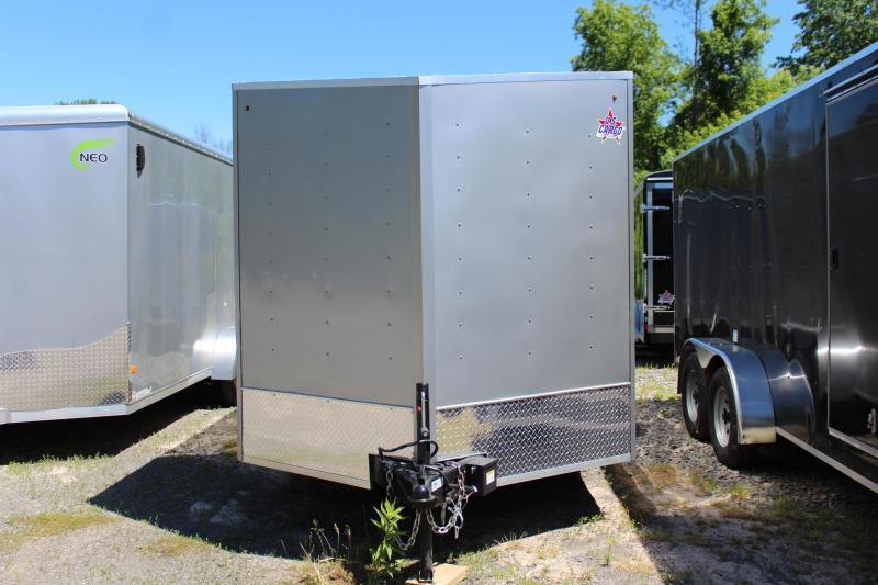 2021 US Cargo 7x16 Enclosed Cargo Trailer