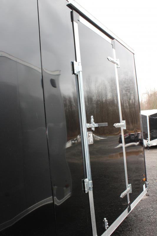 "2021 US Cargo 8.5x20 Enclosed Car Hauler Extra 6"" Height"