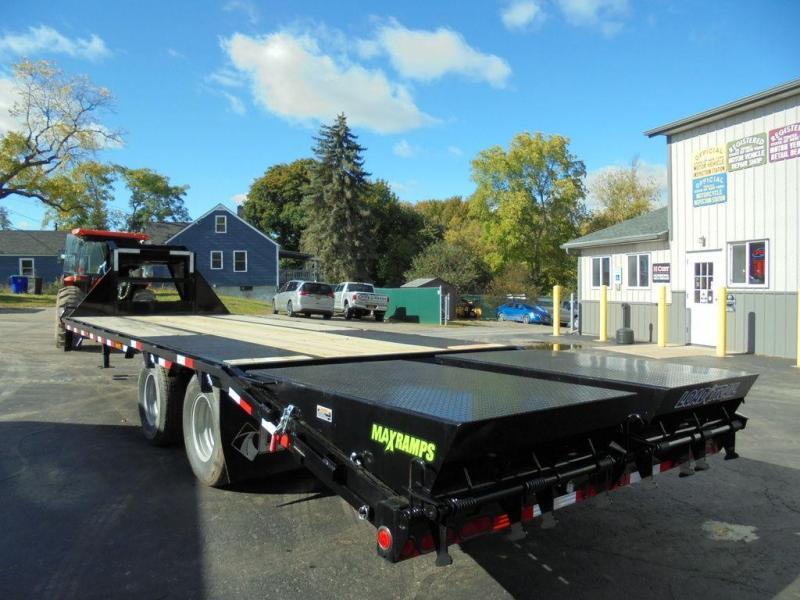 2021 Load Trail 8.5X28 24K Low-Pro Tandem Gooseneck Trailer