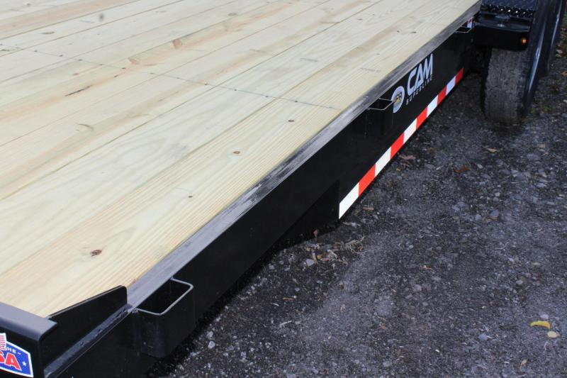 2021 Cam Superline 20' Wood Deck Car / Racing Trailer