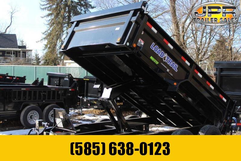 2021 Load Trail 7X12 14K Dump Trailer