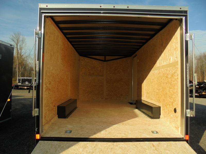 2021 US Cargo 8.5x16 Enclosed Cargo Trailer