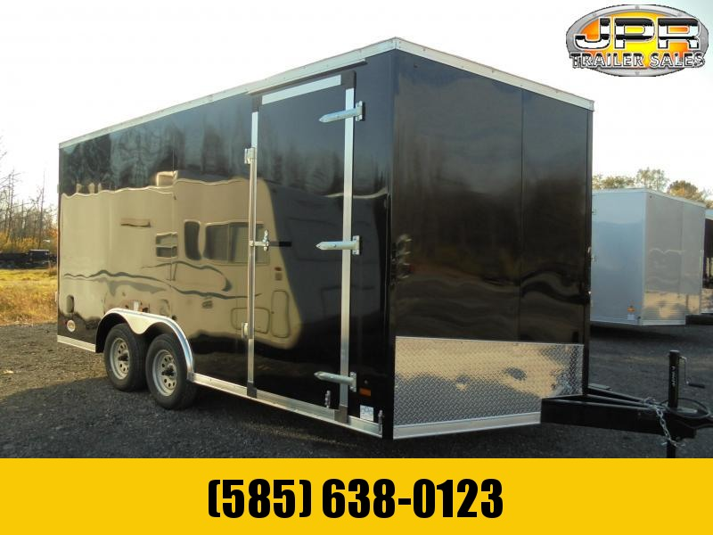 2021 US Cargo 8.5x16 Enclosed Cargo Trailer