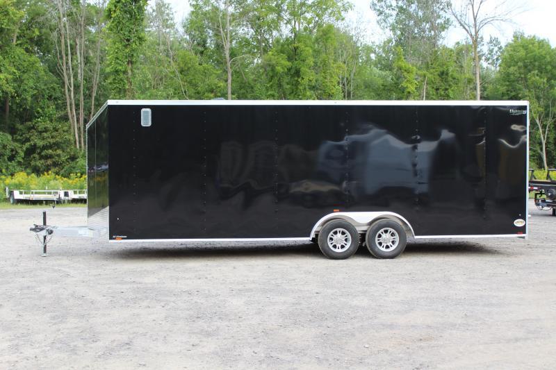 2021 Lightning Trailers 8X24 Enclosed Cargo Trailer