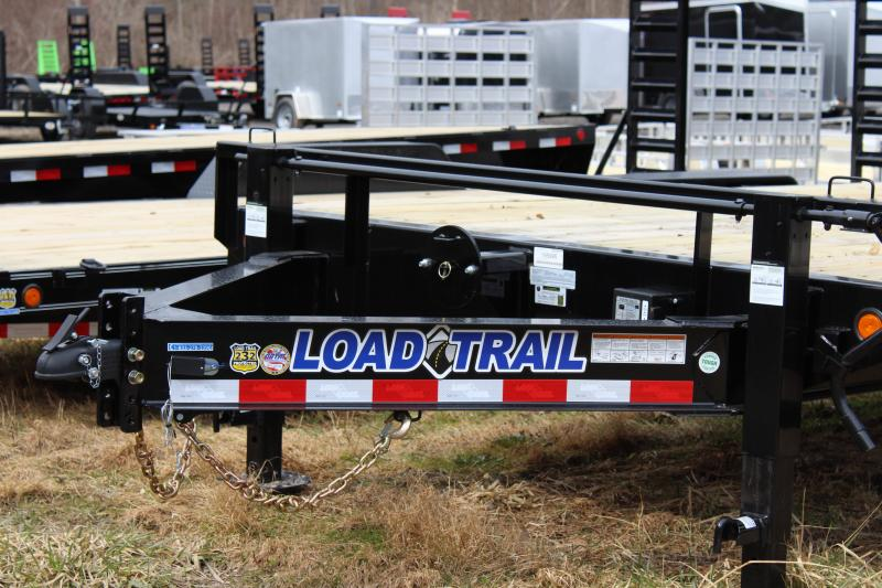 2021 Load Trail 24 Ft Equipment Trailer with Max Ramps Equipment Trailer
