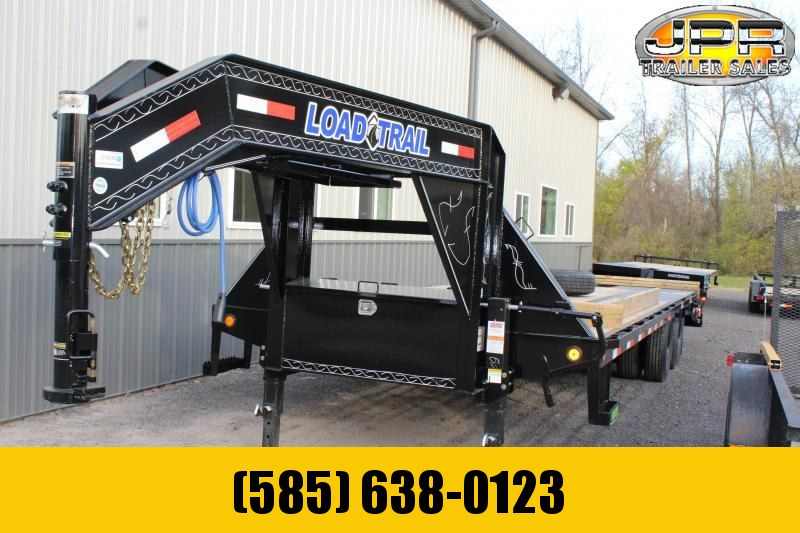 2021 Load Trail 28 Ft Low Pro Gooseneck Equipment Trailer