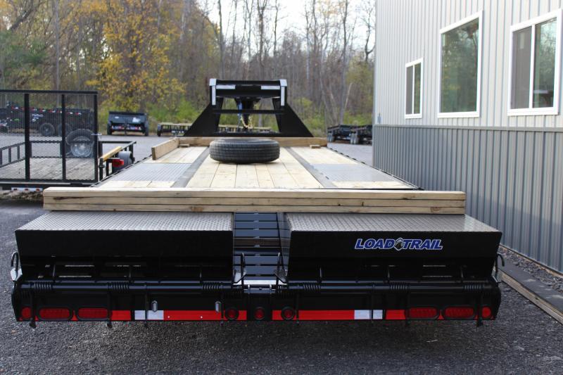 2021 Load Trail 28 Ft Low Pro Gooseneck Equipment Trailer