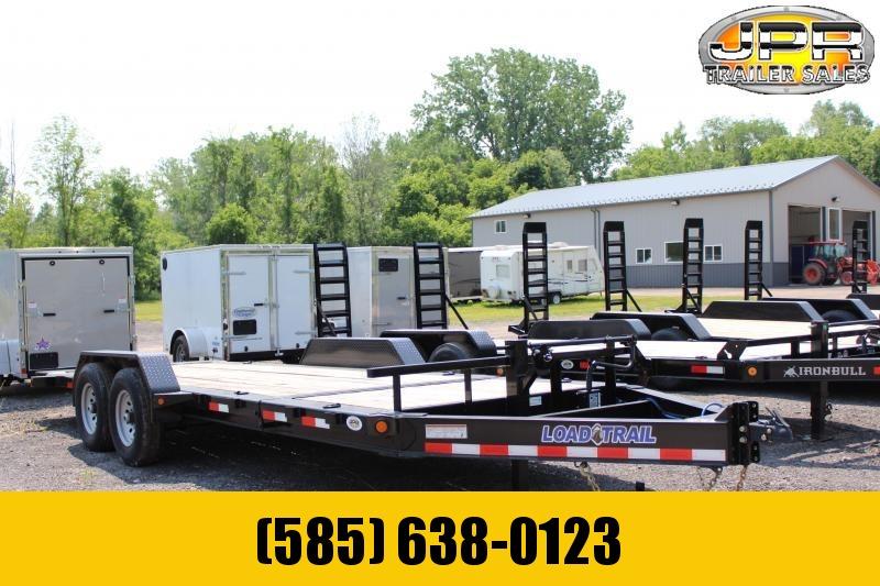 2020 Load Trail 7x20 Tilt-N-Go Equipment Trailer 14K