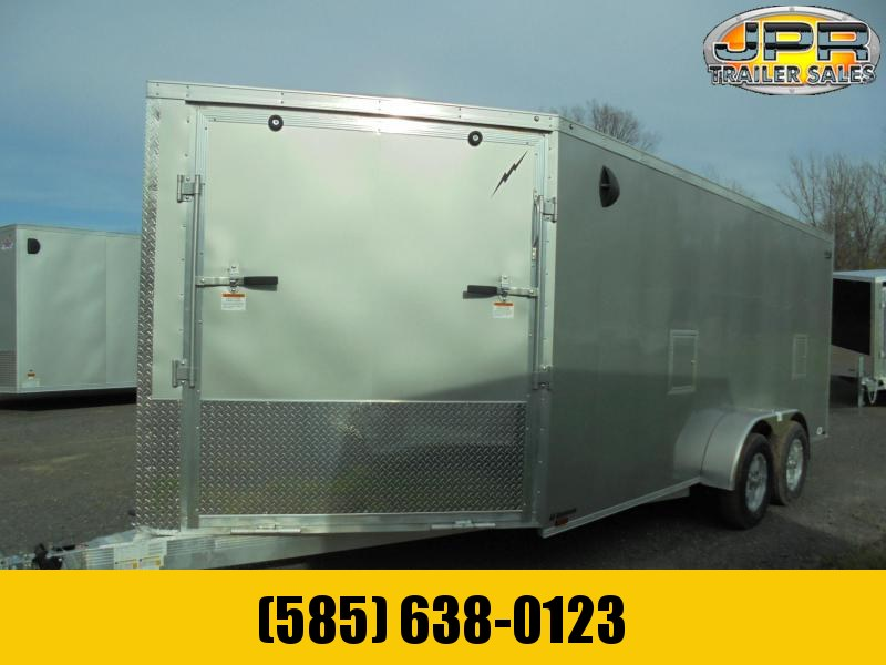 2021 Lightning Trailers 7X21 Snowmobile Trailer