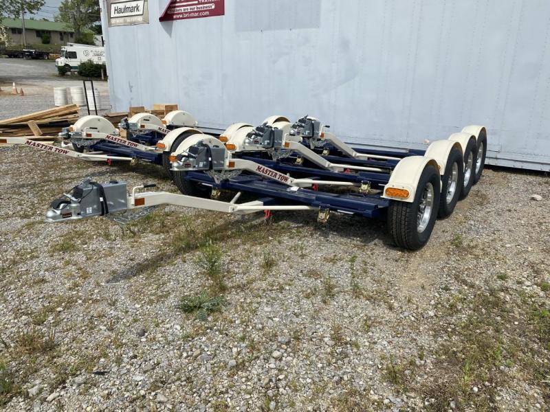 2021 Master Tow 80THDSB Car / Racing Trailer