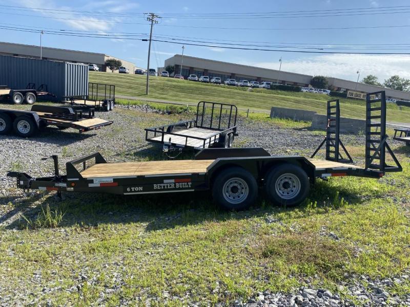 2021 Better Built BH1822DT Equipment Trailers
