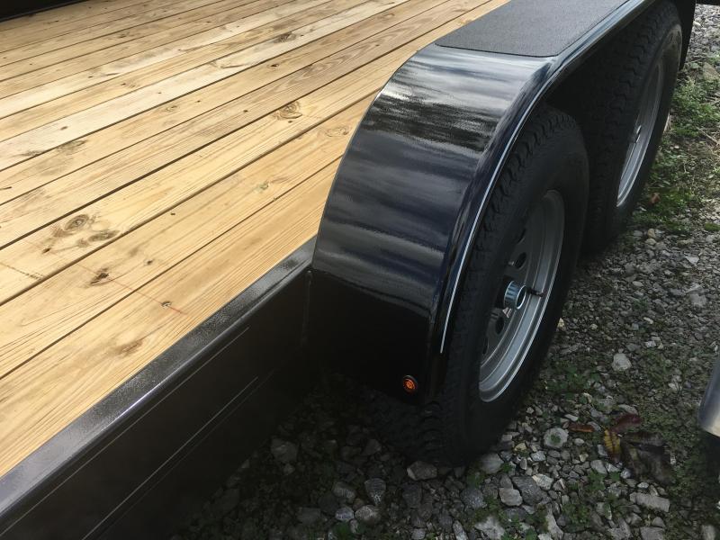 2021 Hustler UT1683CH (7X16) Car Hauler