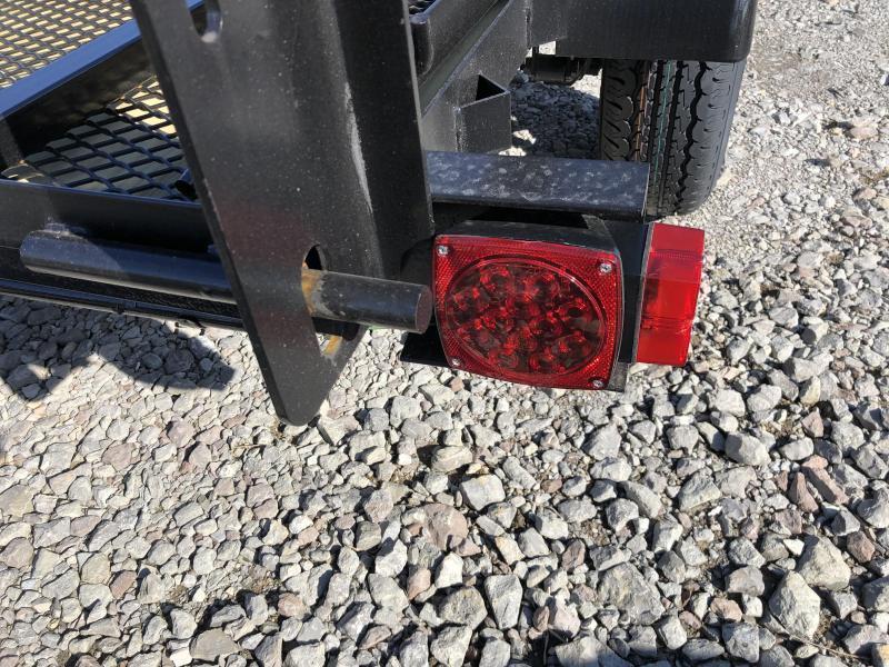 "2021 (6'4"" X 14) Currahee L614 Utility Trailer"