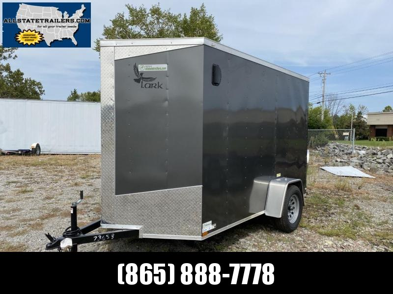 2021 Lark VT610SA Enclosed Cargo Trailer