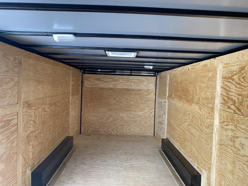 2021 Cynergy Cargo ( 8 x 20) CCL8.520TA3 Enclosed Cargo Trailer