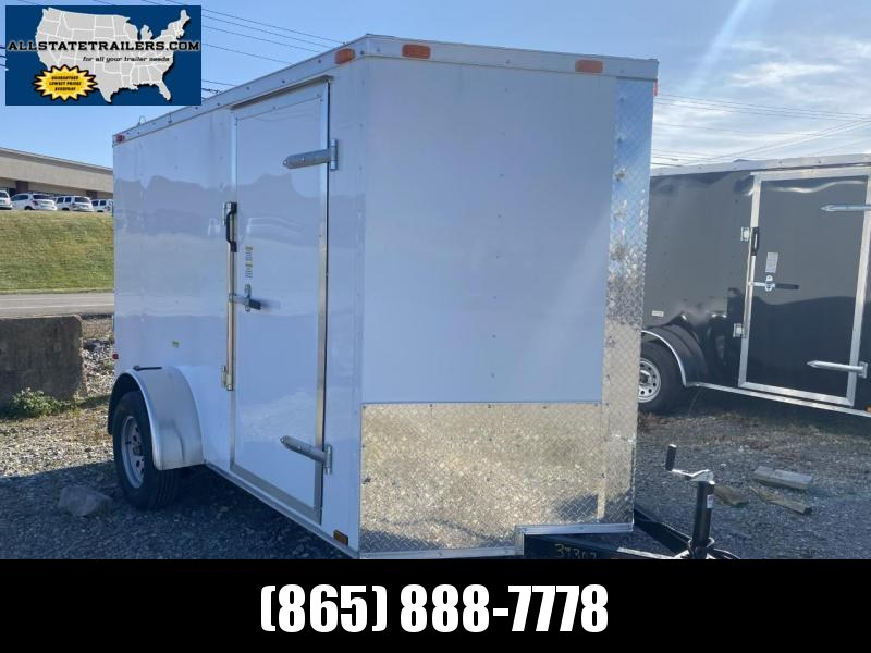 2021 Cynergy Cargo ( 6 x 10 ) Basic CCL610SA Enclosed Cargo Trailer