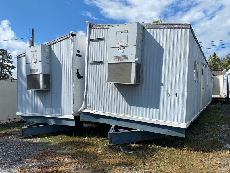 2000 Other 24 X 60 Coded Office Trailer Other
