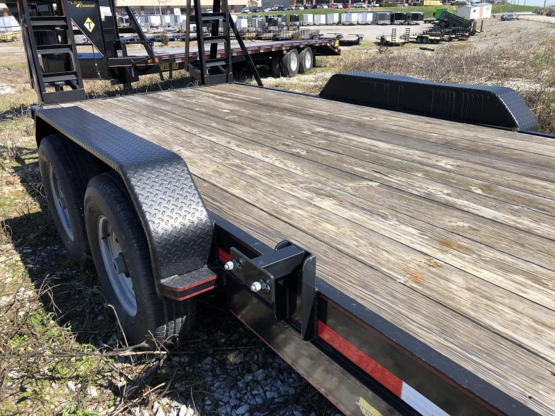 Clearance - 2013 Performance Trailers HC7718 Equipment Trailers
