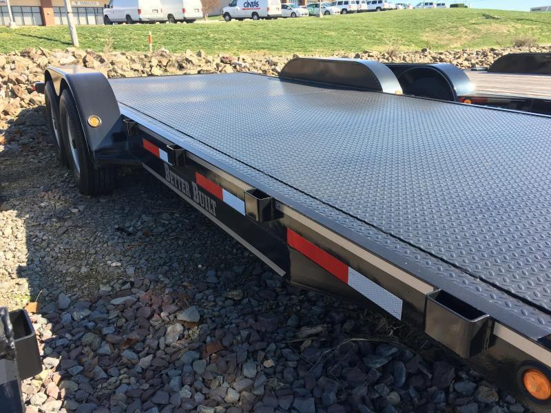2021 Better Built (7 X 20) BH1822DT Car / Racing Trailer