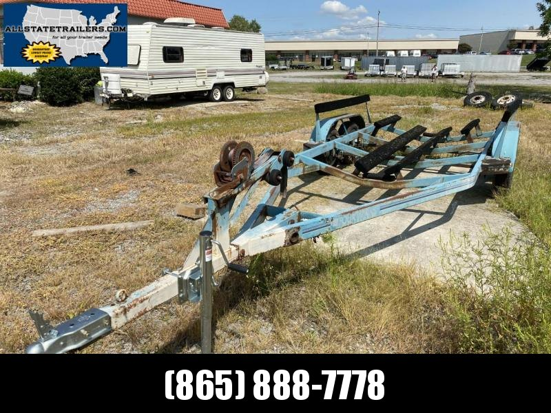 2000 Four winns Boat Trailer