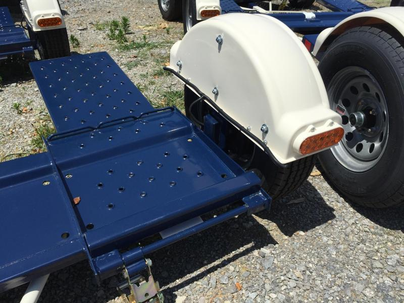 2021 Master Tow 80THDSB Car / Racing Trailer