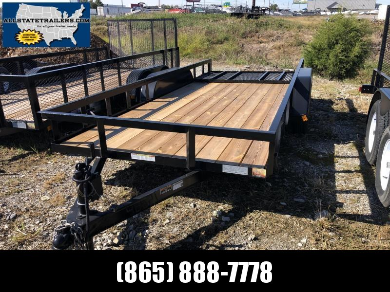 "2021 (6'4"" X 16) Currahee LD616 Utility Trailer"
