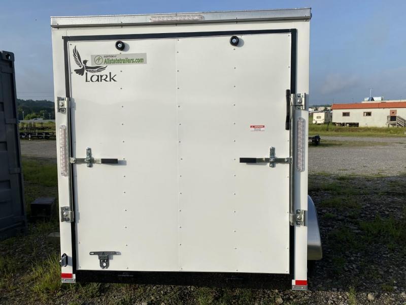2020 Lark VT612TA 7000# GVWR Enclosed Cargo Trailer