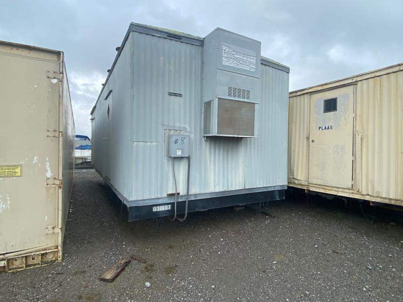 2000 Other 12 X 32 Bathroom Trailer Other