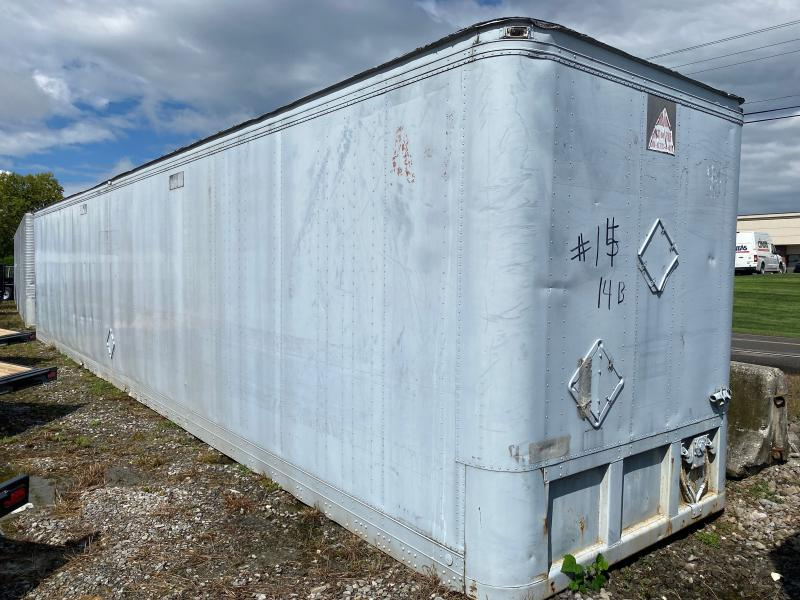 2000 Other Container Box Ground 45' Other Trailer