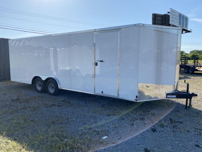 2020 Lark (8.5 X 24) 10000# GVWR VT85X24TA Enclosed Cargo Trailer