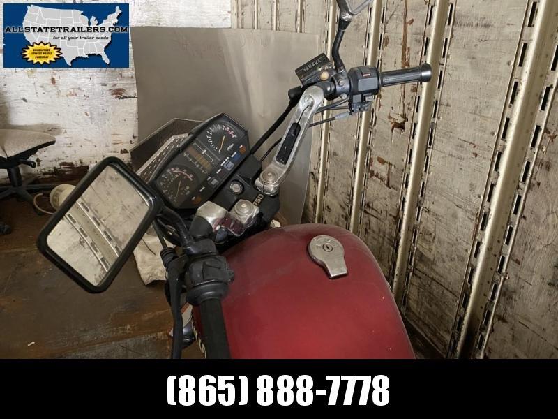 1982 Yamaha Maxim Motorcycle
