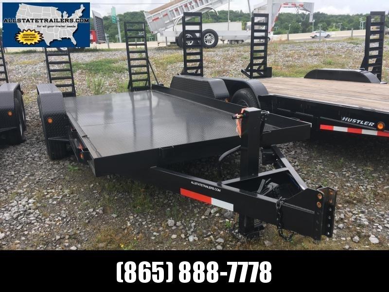 2021 Better Built 7 x 16 SkidSteer Equipment Trailer BH1622FB
